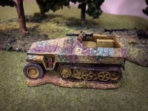Warlord Sd. Kfz. 250
